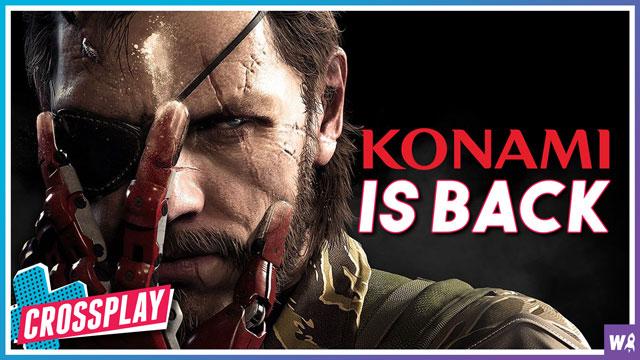 Konami is Back - Crossplay92